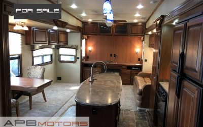 2012 Crossroads RV Redwood RW36RE model 5th wheel trailer coach for sale in Denver, CO ***SOLD***
