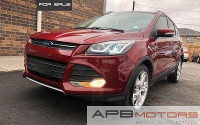 2015 Ford Escape Titanium ALL WHEEL DRIVE SUV navi rear view camera for sale in Denver, CO ***SOLD***