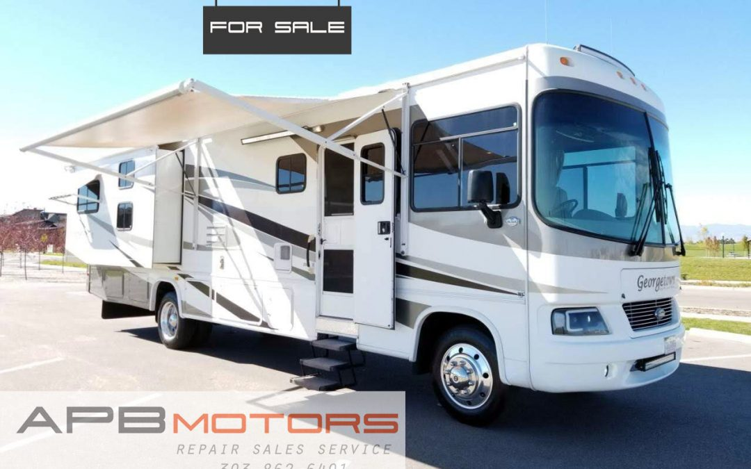 2008 Georgetown SE by Forest River bunkhouse class A RV Motorhome Immaculate for sale in Denver, CO ***SOLD***