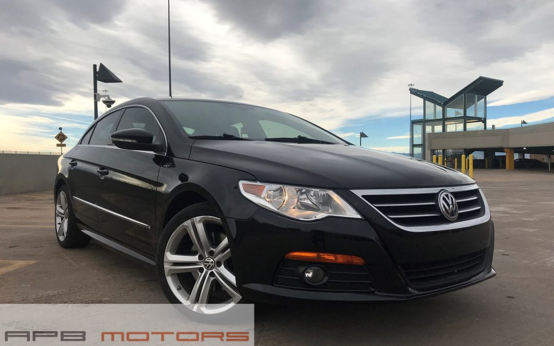 2012 Volkswagen CC R-Line FWD Denver, CO – ***SOLD***