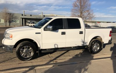 2007 Ford F-150 f150 Lariat v8 Super Crew Cab 4X4 pickup truck for sale in Denver, CO *** SOLD ***