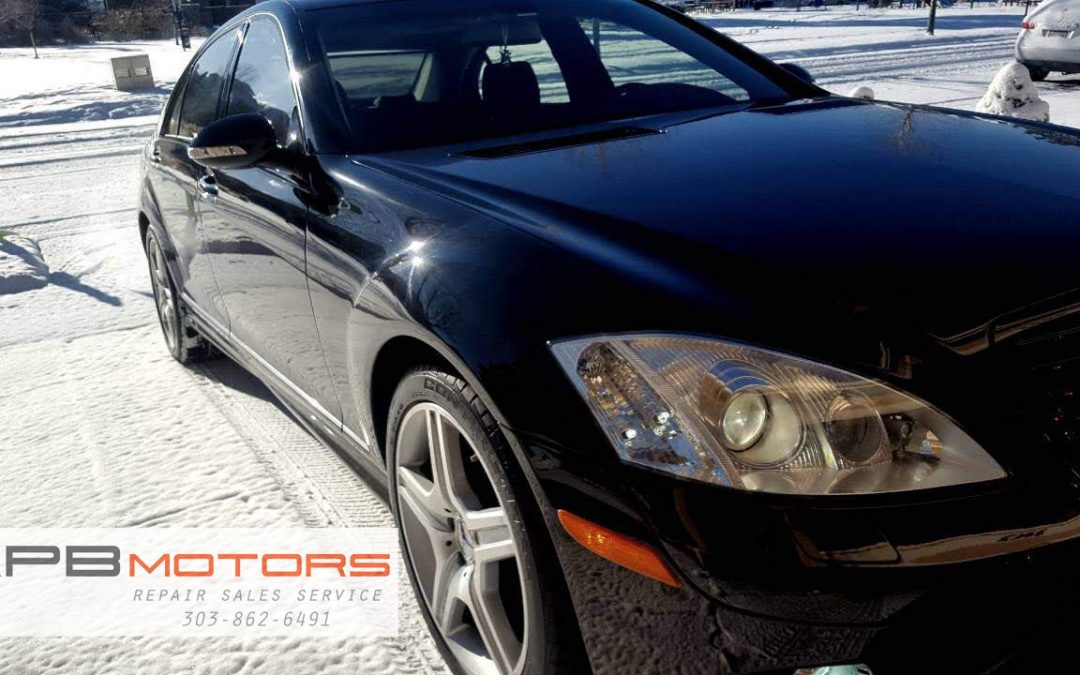 2008 Mercedes-Benz S550 AMG Sport Package for sale in Denver, CO ***$19,500***