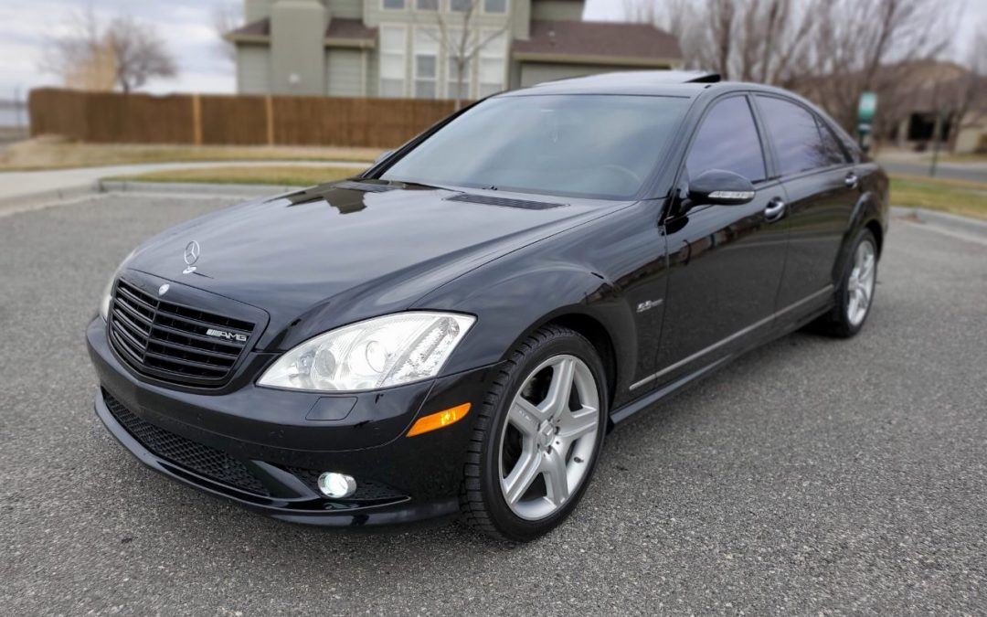 2008 Mercedes-Benz S550 AMG Sport Package for sale in Denver, CO ***$15,000***