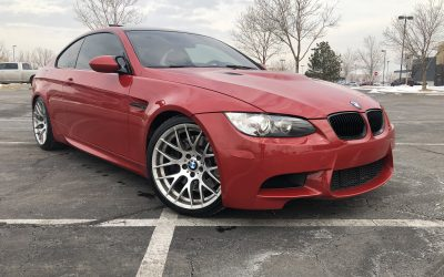 2010 BMW M3 Coupe 2dr, 4.0 V8 Denver, CO – ***SOLD***