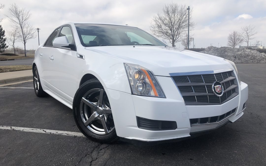 2013 Cadillac CTS Luxury AWD Sedan Denver, CO – ***$10,500***