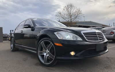 2007 Mercedes-Benz S-Class S550 4Matic *For Sale – ***SOLD***