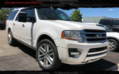 2015 Ford Expedition EL Platinum 4×4 ecoboost for sale in Denver, CO ***$28,500***