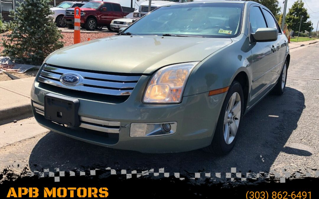 2008 Ford Fusion SE for sale in Denver, CO ***$5,050***