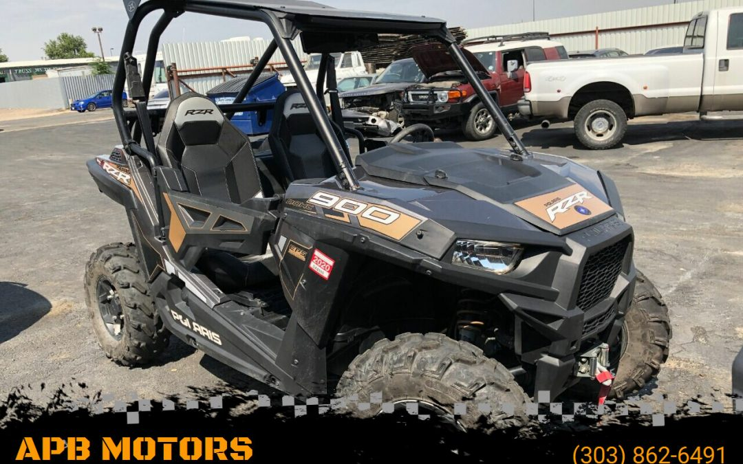 2018 Polaris RZR 900 EPS atv for sale in Denver *** $12,500***