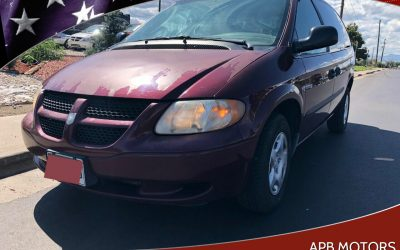 2003 Dodge Grand Caravan SE minivan for sale in Denver, CO ***$1,600***