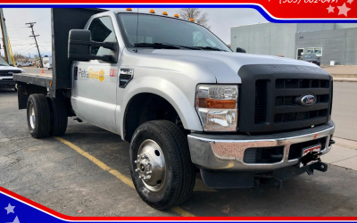 2010 Ford F-350 super duty flatbed truck for sale in Denver, Co ***$24,000***