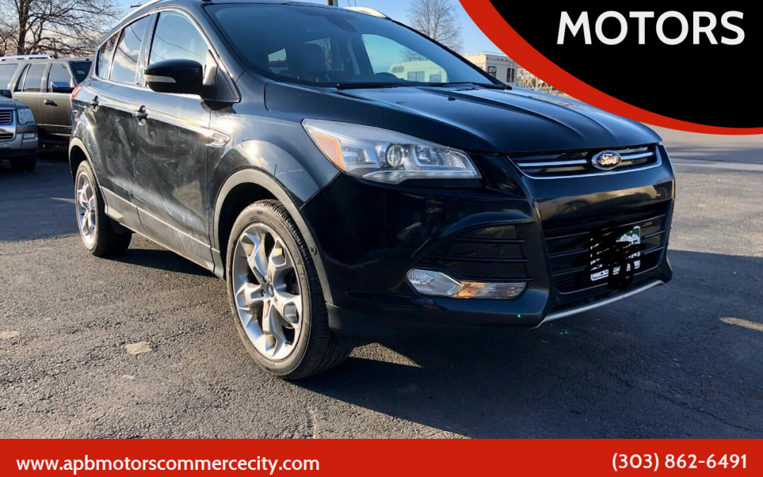 2014 Ford Escape Titanium AWD SUV for sale in Denver, CO ***$12,000***
