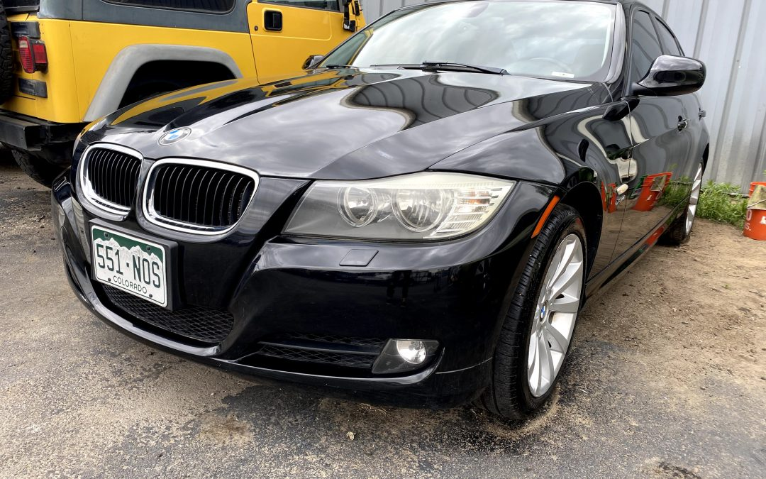 2011 BMW Series 3 328i xDrive Sedan 4D mechanic special For Sale in Denver, CO ***$6,000***