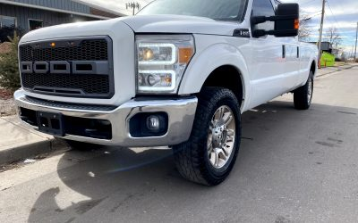 2015 Ford F-250 Super Duty XL Pickup 4D 8 ft truck for sale in Denver, CO ***$15,500.00***