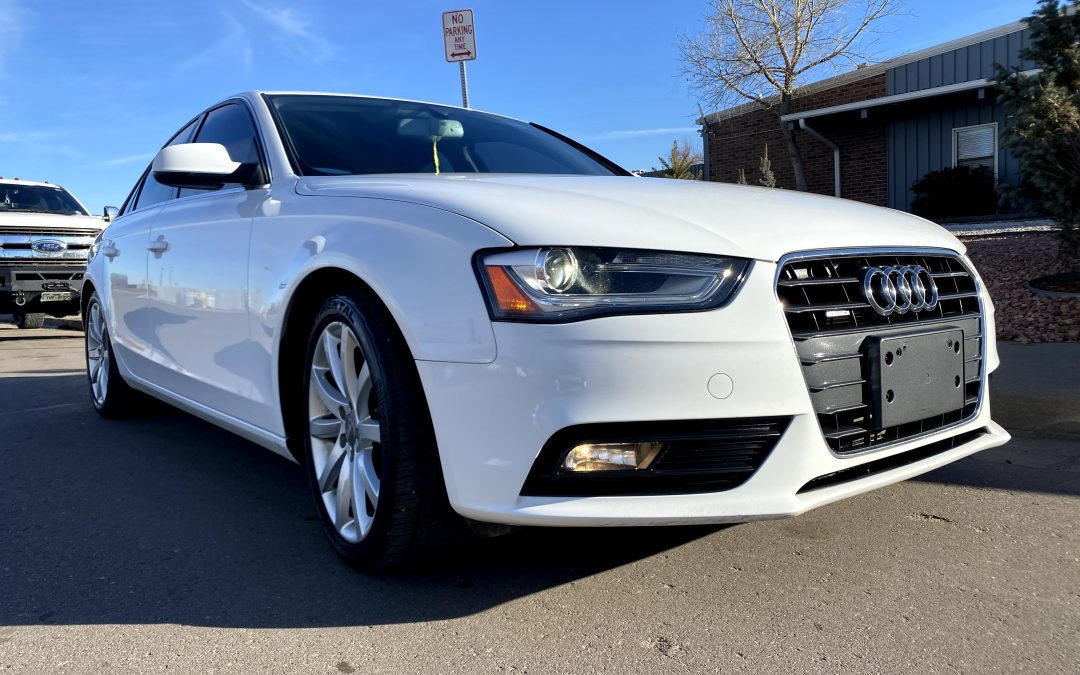 2013 Audi A4 AWD Quattro Premium plus all wheel drive sedan for sale in Denver, CO *** $12,200 ***