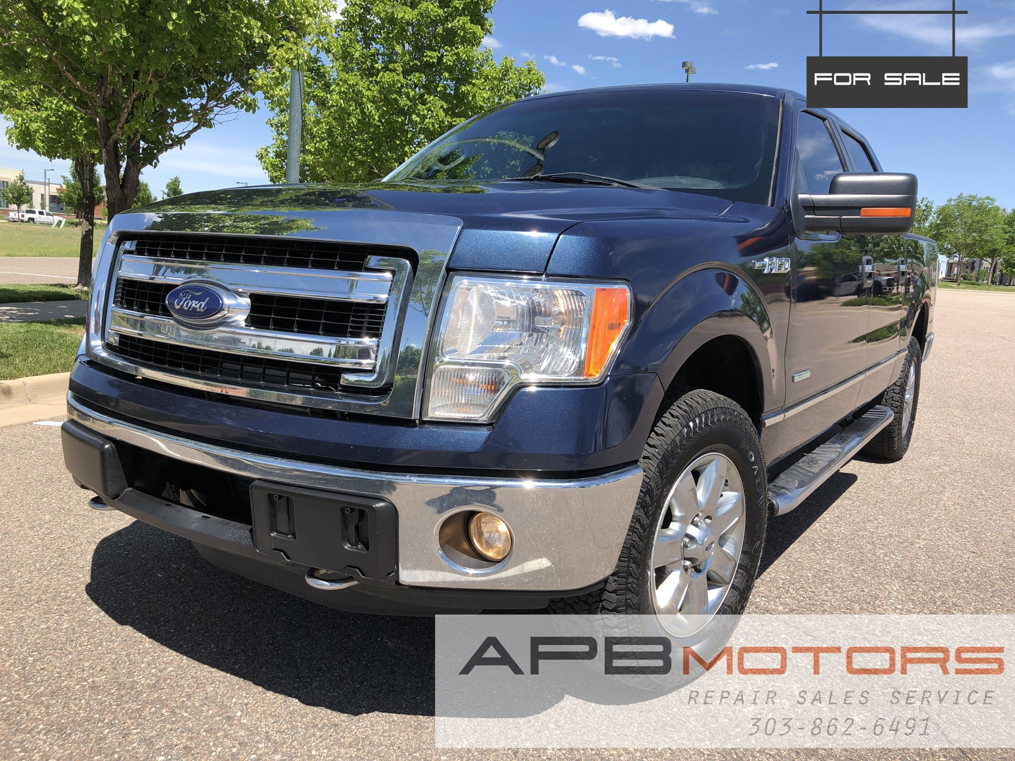 2013 Ford F 150 Xlt 44 4dr Supercrew Styleside 55 Ft Sb Sold F150 Cruise Control The Front Windshield Is In Excellent Condition Paint Great Shape And Interior Was Well Maintained Extra